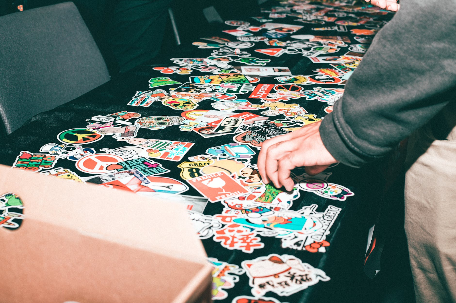 Stickers Collections
