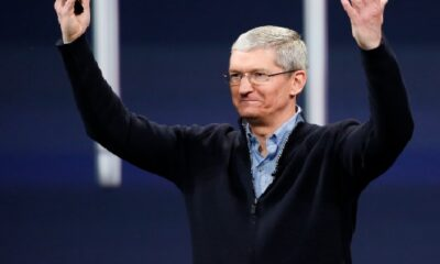 Tim Cook takes dig at Facebook practices