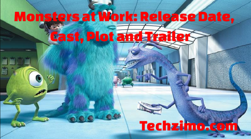 Monsters at Work Release Date