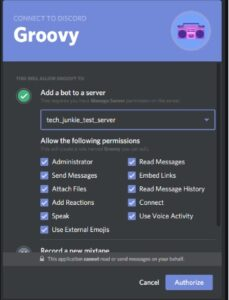 how to add bot in discord