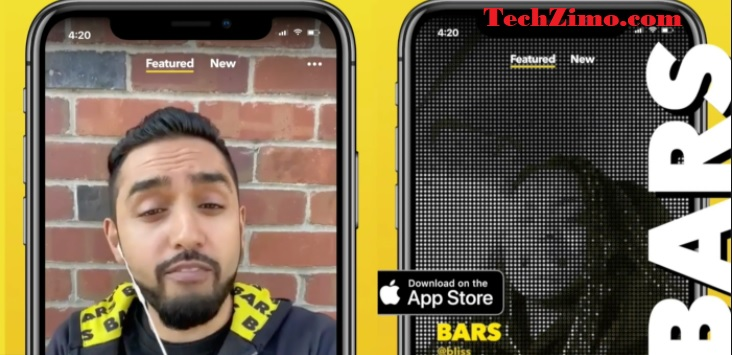 Facebook Bars App Launched