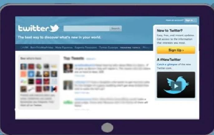 Twitter Voice DM feature