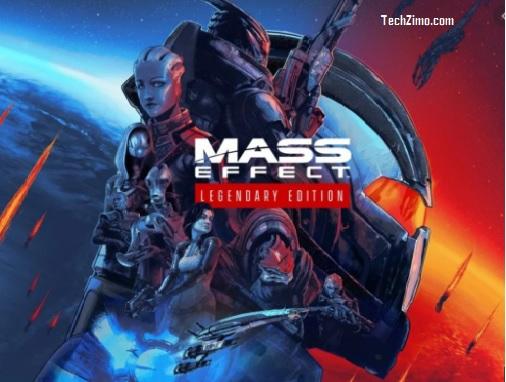 Mass Effect Legendary Edition details