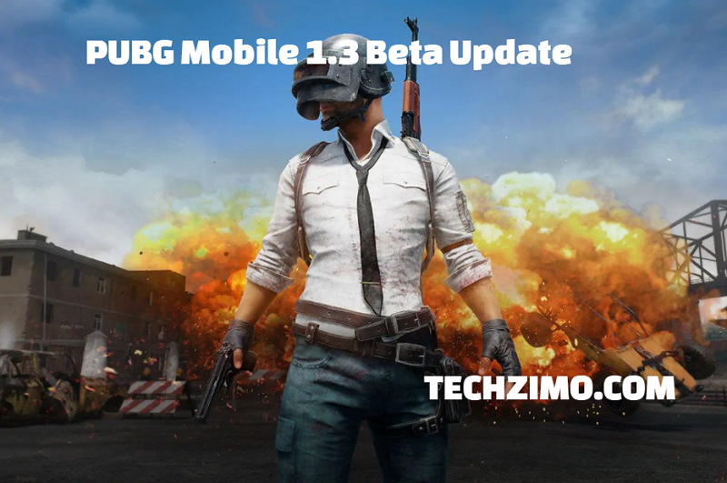 PUBG Mobile 1.3 beta update rolled out