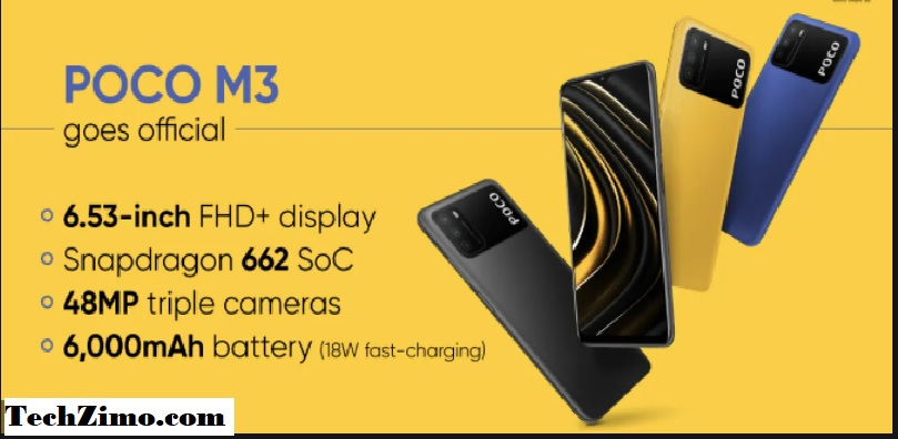 POCO M3 First sale in India today on Flipkart!!