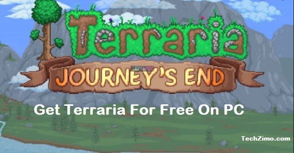 How to get Terraria on PC free
