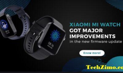 Mi Smartwatch latest update