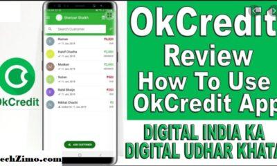 OKCredit Bookkeeping App