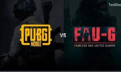 FAUG vs PUBG