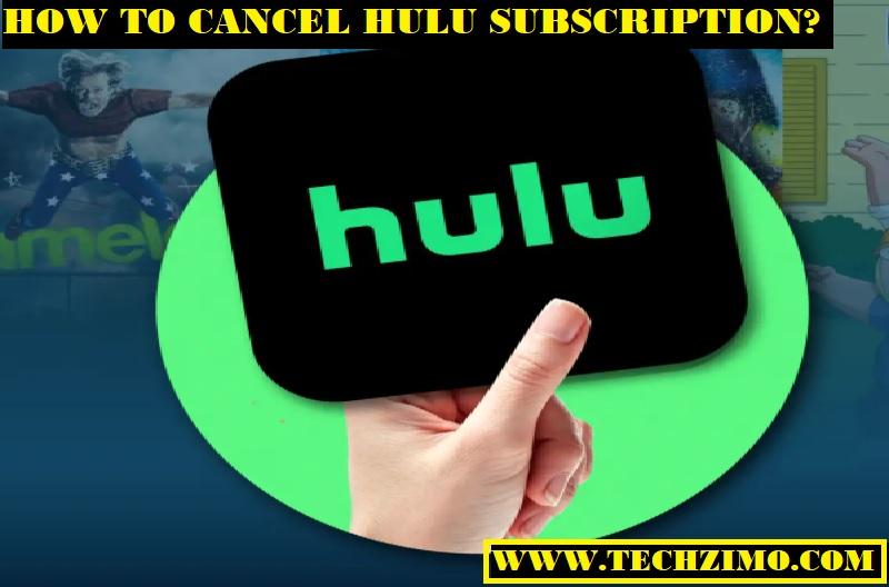 Cancel Hulu