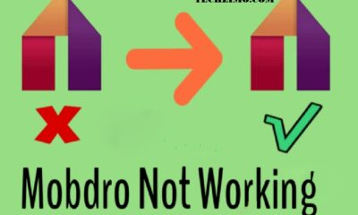 Mobdro Not Working? How To Resolve The Issue Within Minutes