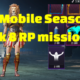 PUBG Mobile Season 17 Week 8 RP missions revealed
