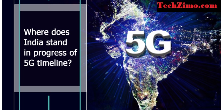 5G will be coming to India in 3 months