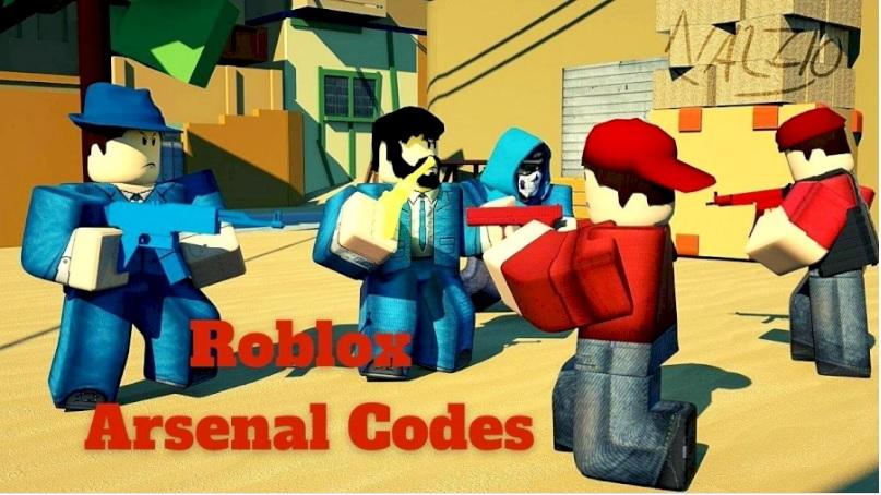 Roblox Arsenal Codes 2021