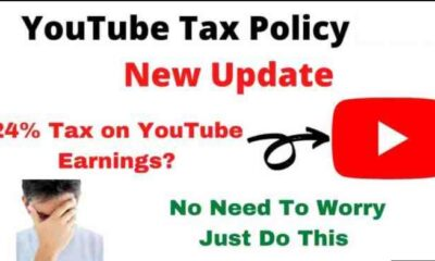 Tax On Youtuber Earnings