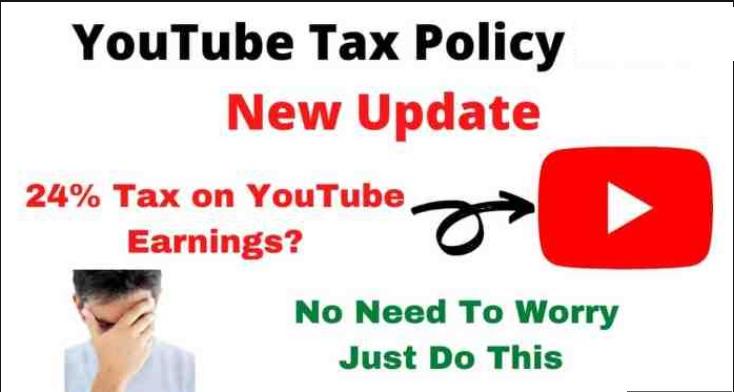 Tax On Youtuber Earnings