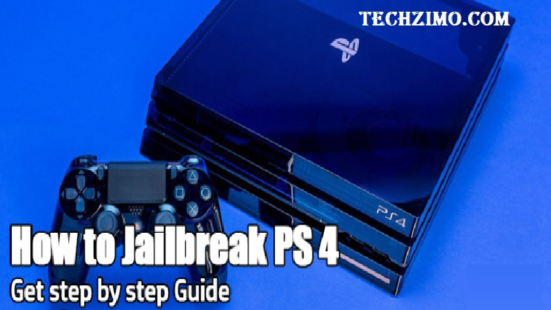 Step by step guide for PS4 jailbreak