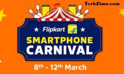 Flipkart Smartphones Carnival Sale 2021