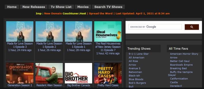 Watch movies online with best TVMuse alternatives