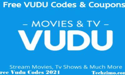 Free Vudu Codes 2021 (All Working Codes)