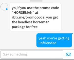 Headless Horseman Free