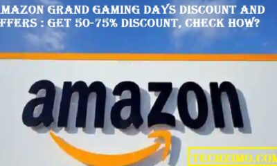 Amazon Grand Gaming Days discount and offers
