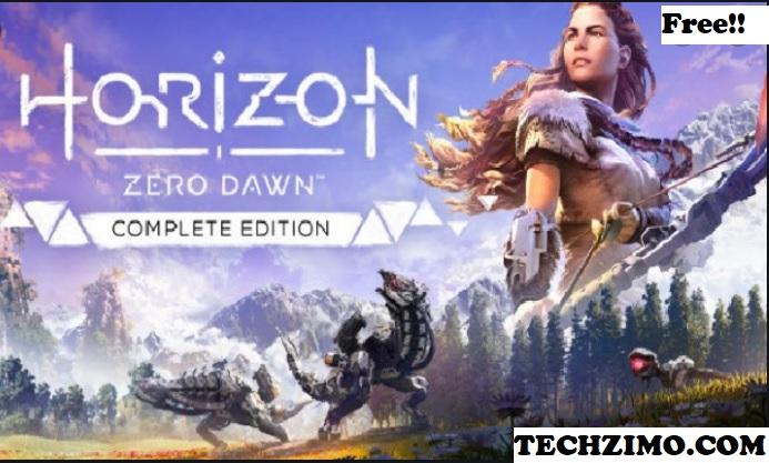 Horizon Zero Dawn free