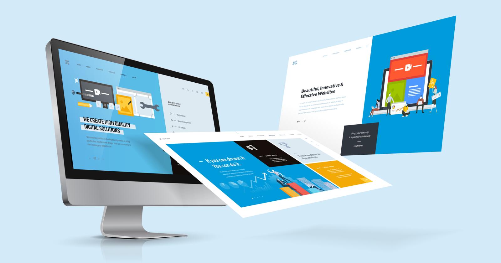 5 Ways SEO & Web Design Go Together