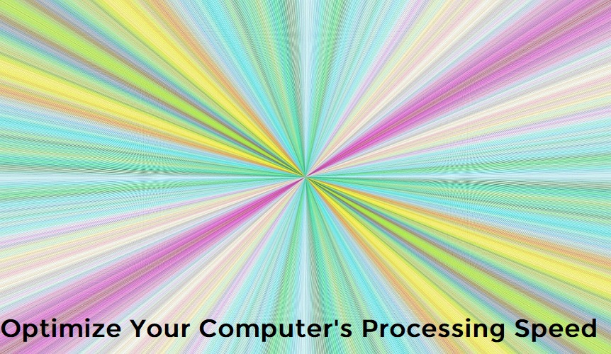 Computer's Processing Speed
