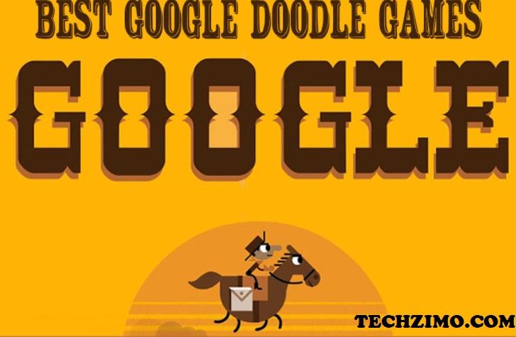Best Google Doodle Games 2021