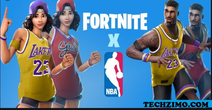 Fortnite x NBA Community Battles
