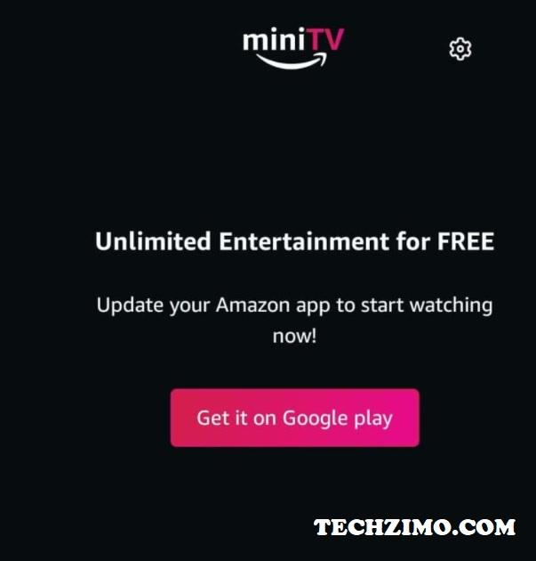 Amazon launches miniTV