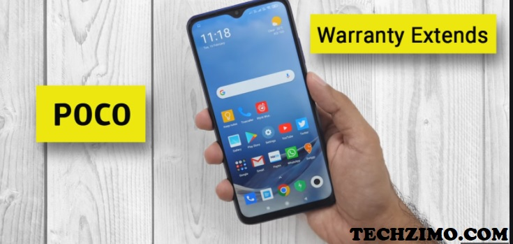 POCO Extends Warranty on smartphones by Two Months