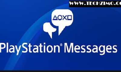 how to delete ps4 messages
