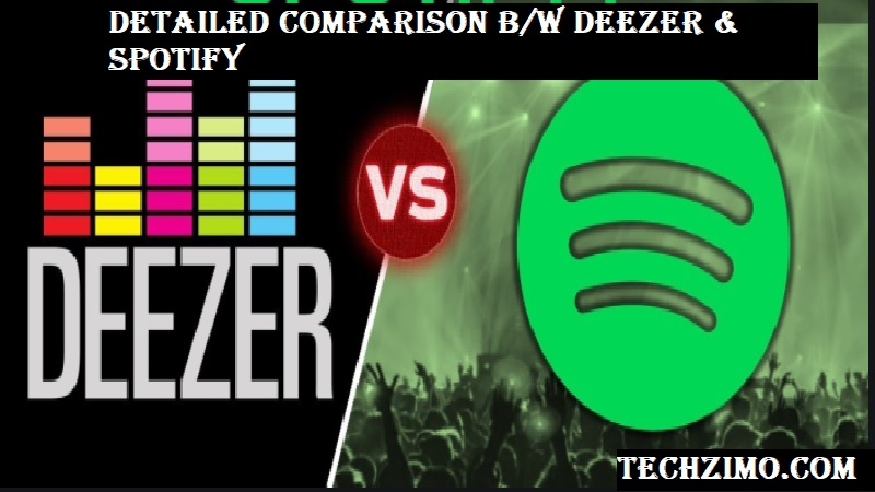 Deezer vs Spotify: Which is better
