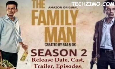 The Family Man Season 2 release