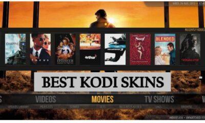 Best Kodi skins