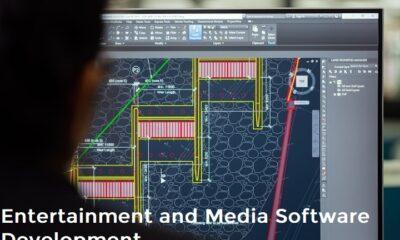 Entertainment and Media Software Development