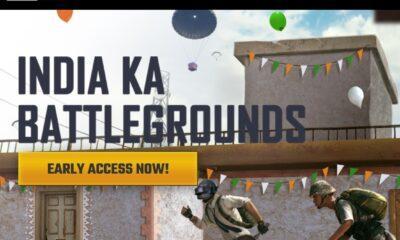 Battlegrounds Mobile India data transfer