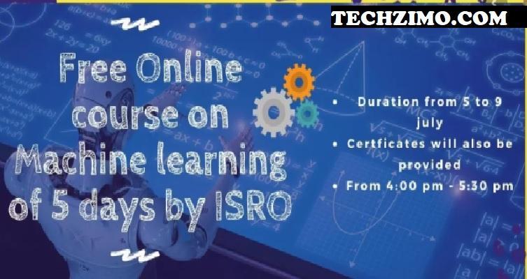 ISRO free courses
