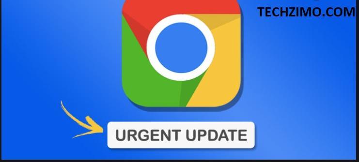 Google Chrome latest update