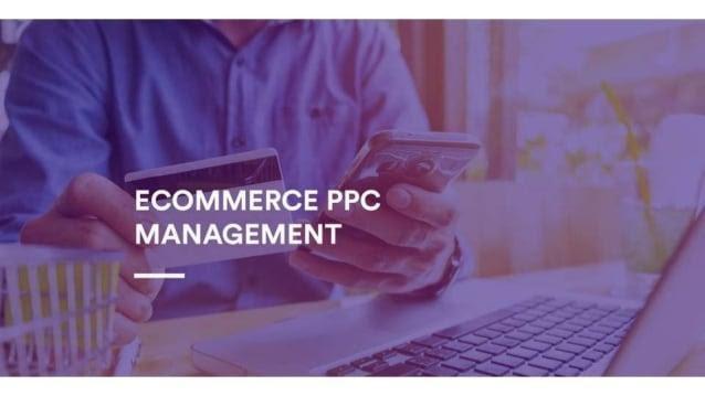 Ecommerce PPC Management
