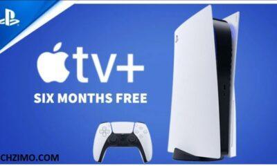 Apple TV Plus for free