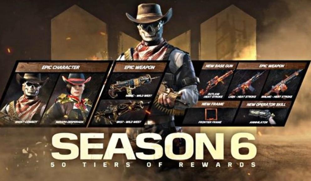 COD Mobile Season 6