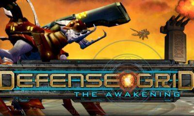 Defense Grid game