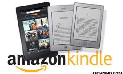 Old Kindle e-readers
