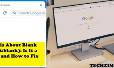 What Is about: blank