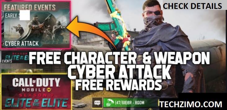 COD Mobile Cyber Attack