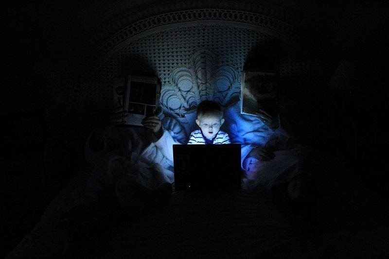Child online activity tracking