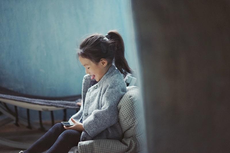 Child online monitoring